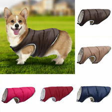Pets Clothes for Large Dogs Small Medium Dog Coat Waterproof Jacket Boxer XS-5XL