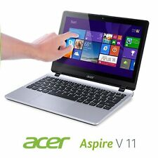 ACER Aspire V5 11 POLLICI TOUCHSCREEN Laptop Intel Core 4GB RAM 500GB HDD Win 10
