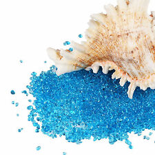 Mini 250g Glass Nugget Pebbles Gravel Sand For Aquarium Fish Tank Substrate Decr