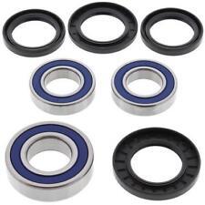 Rear Wheel Bearings Fits Suzuki GSXR1000 2001 2002 2003 2004 2005 2006 S6H