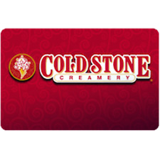 Cold S Creamery Gift Card $10 Value, Only $7.42! Free Shipping!