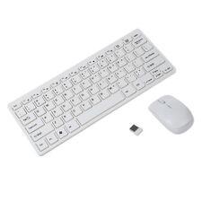 2.4GHz ultrasottile Wireless Desktop Keyboard & Mouse N4P6