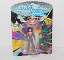 "Star Trek The Next Generation Deanna Troi Action Figure New 1992 4.5"" Playmates"