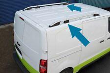 Portapacchi IN Alluminio Barre Laterali Per Compatto (L1) Peugeot expert (2016