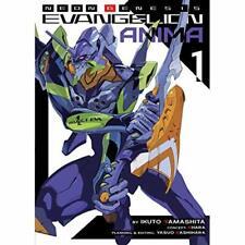 Neon Genesis Evangelion: ANIMA - Paperback NEW Yamashita, Ikut 10/05/2021