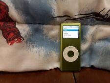 Apple iPod 4GB green