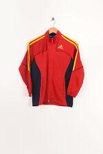 Vintage Adidas Chaqueta Chándal Rojo (XXS)