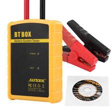 12V BT BOX Car Diagnostic Battery System Tester Car Charging Analyzer