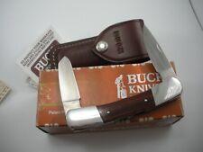 NOS VINTAGE BUCK 535 BUCKLOCK 2 1991-PAT.PENDING DBL LOCKBACK FACTORY FILE WORK