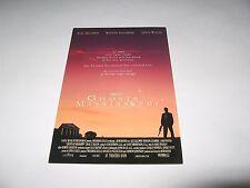 RARE 1996 GHOSTS OF MISSISSIPPI PREMIERE SCREENING MOVIE TICKET - ALEC BALDWIN