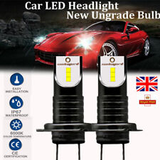 H7 110W LED Headlight Conversion Kit Philips CSP Chips Car Lamps Bulbs Universal