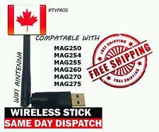 💯Anewish® Wireless Jynxbox Jynx HD WiFi USB Android Stick Aura MAG 250 254 255