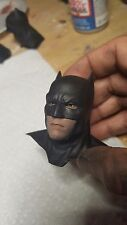 custom painted hot toys identicle batman dawn of justice head for 12 inch body