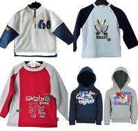Jungen  Sweatshirt Pullower  Sonic, Stummel..... Große 104-128
