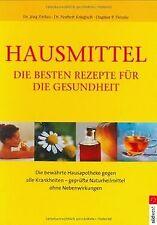 Hausmittel - Die besten Rezepte für die Gesundheit von Z...   Buch   Zustand gut