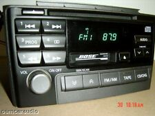 PN-2281D CNB 18 Nissan Maxima BOSE Radio Tape CD Player 00 01 02 03