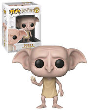 Funko POP! Harry Potter #75 Dobby (Snapping His Fingers) - New, Mint Condition