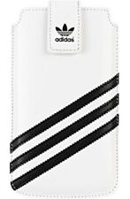 Genuine Adidas Medium Slim Thin Sleeve Pouch Cover For iPhone 5 5S SE 5C