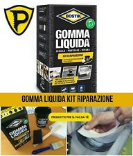 BOSTIK Gomma Liquida - Kit di Riparazione per Infiltrazioni da 750 ml