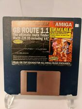 Disk 86 GB Router 1.1 Elfmania Amiga Cover Disk TESTED
