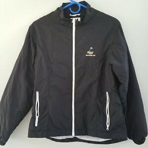 Eastward Ho Golf Jacket Women's Size Medium Footjoy Chatham Cape Cod Windbreaker