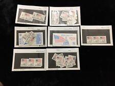 Scott 1985 2 Mint U.S. Capitol Stamp Booklets w/Unused Blocks and Used Set