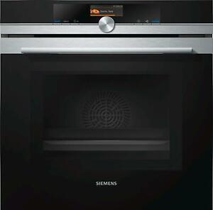Siemens iQ700 HM676G0S6 Backofen mit Mikrowelle, 67 l, Selbstreinigungs-Automati
