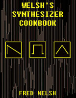 Both Volumes of Welsh's Synthesizer Cookbook,  two books Vol 1 and Vol 2