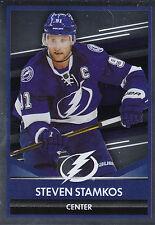 16/17 PANINI NHL STICKER FOIL #196 STEVEN STAMKOS LIGHTNING *24844