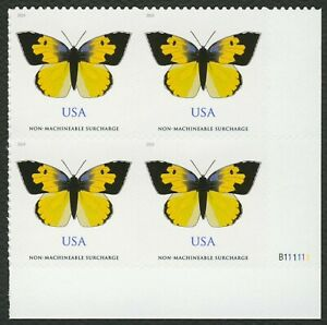 #5346 California Dogface Butterfly, Plate Block [LR] **ANY 5=FREE SHIPPING**