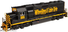 "Atlas ""SILVER SERIES"" WHEELING & LAKE ERIE GP-40 Loco #305 NEW in Original Box"