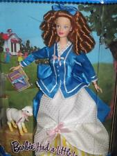 1998 BARBIE HAD A LITTLE LAMB Collector Edition 1st in Series #21740 NRFB