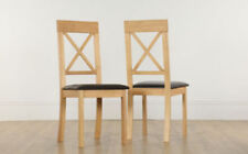 Unbranded Modern Chairs with 8 Pieces