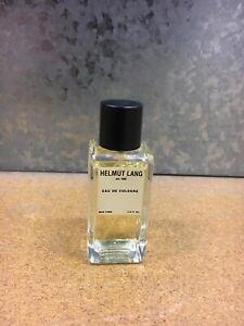 New Helmut Lang Est. 1986 Eau de Cologne 50ml Vintage Discontinued Spray