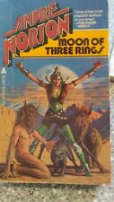 Moon Of Three Rings by Andre Norton  (1966 Paperback)