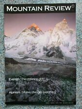 Issue 1 Mountain Review Magazine