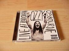 CD Ozzy Osbourne - Live at Budokan - 2002