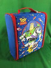 1996 Disney Pixar Wizz Toy Story Buzz Locker Bag Back Pack New with Tags