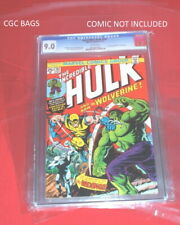 More details for cgc / cbcs certified comic holder bags x 100 (approx) - marvel dc slab storage
