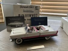 New Listing1955 Packard Caribbean convertible by Franklin Mint Pink & White