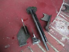 1966 Oliver 1550 gas FARM tractor SHIFTING shift forks