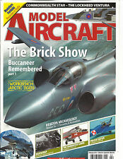 MODEL AIRCRAFT, FEBRUARY, 2014 ( THE BRICK SHOW * COMMONWEALTH STAR -THE LOCK )