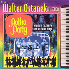 The Walter Ostanek Collection: Polka Party WALTER OSTANEK Audio CD