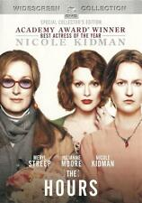The Hours - Nicole Kidman Meryl Streep Julianne Moore - DVD