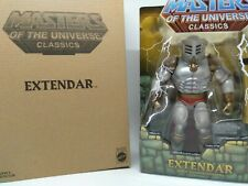 MOTUC Masters of the Universe Classics Extendar Loose with box complete