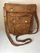 VARIG Airlines Leather Carry Bag