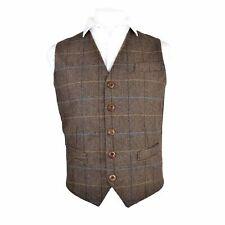 Tweed Waistcoats for Men