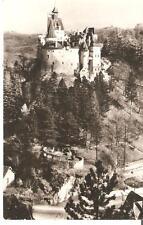 Postcard: Romania - The Bran citadel.
