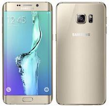 Téléphones mobiles dorés Samsung Samsung Galaxy S6 edge