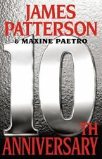 10th Anniversary No. 10 by James Patterson and Maxine Paetro